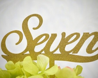 Wooden Table Numbers Wedding- Gold Table Numbers Wedding- Silver Table Numbers Wedding- Glitter Table Numbers Wedding