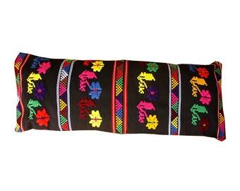 Pillow case flowers