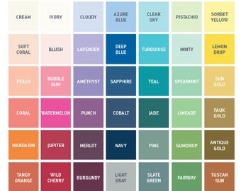 P27Creative COLOR OPTIONS