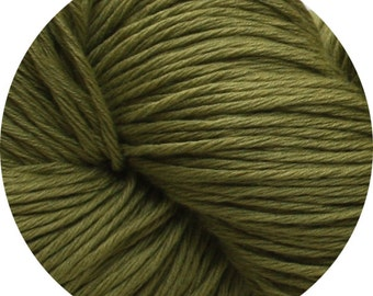 Cotton Cashmere Hand Knitting Yarn - 100g skein