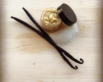 Vanilla-Sugar Lip Polish