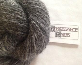 Recycled Shetland Wool Yarn, Reclaimed 2-ply Sport Weight Yarn, 1,930 yards, 404 grams