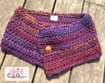Ladies Crochet Shoulder Wrap