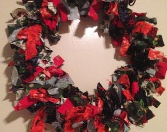 Wreaths-Christmas and Fall