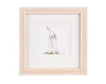 Lucky Rabbit Print
