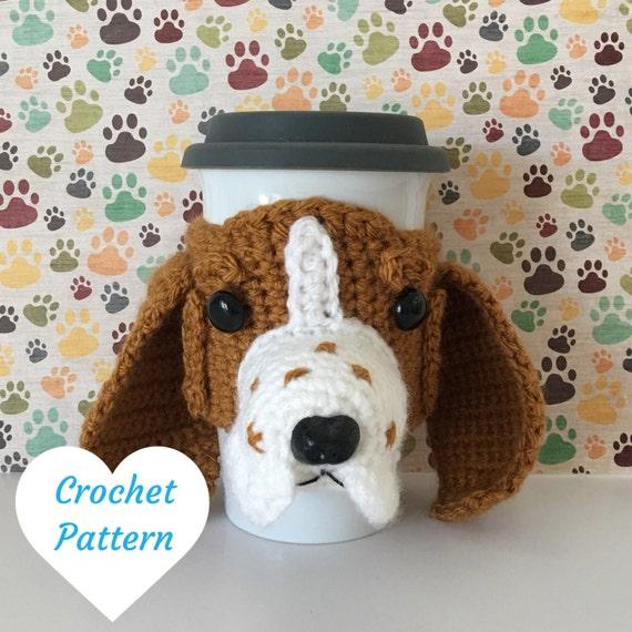 Crochet Pattern Amigurumi Basset Hound Crochet by ...
