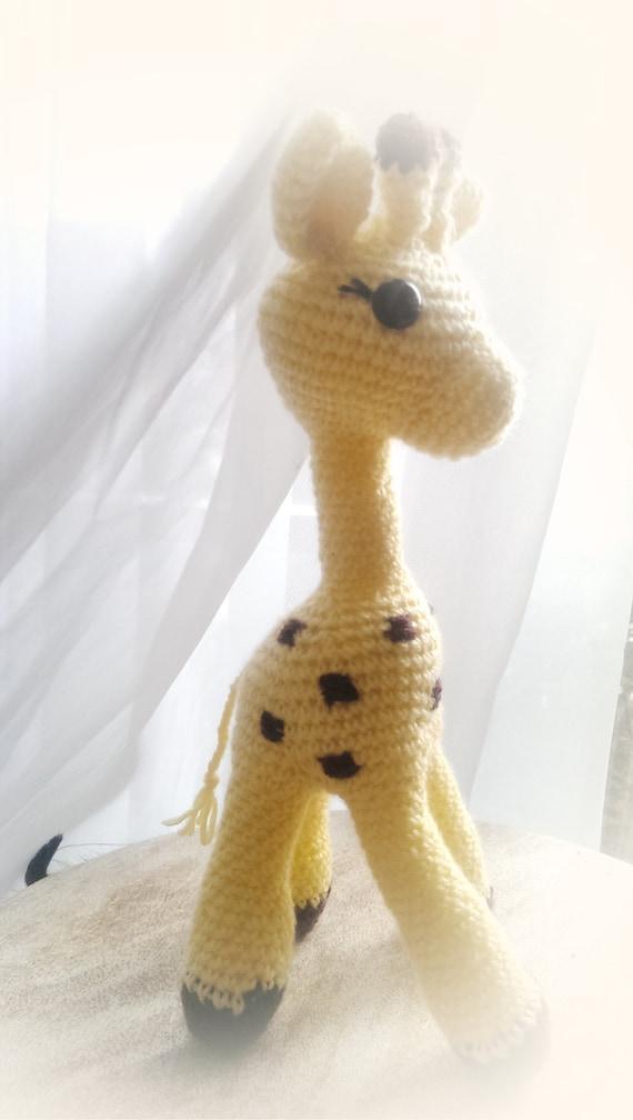 baby giraffe,crochet giraffe,amigurumi,crochet toy, soft toy
