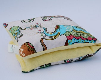 Corn Bag, Hot Cold Pack, Microwave Heating Pad, Cold Pack, Hot Pack, All Natural Pain Relief, Small, Item #051610
