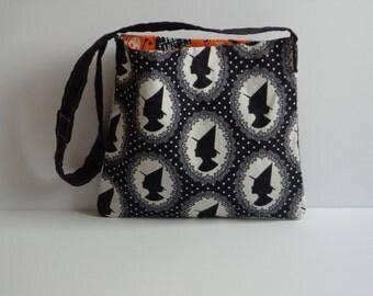 Small Witch Halloween Handbag