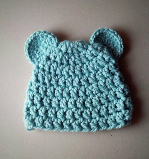 toddler crochet hat , winter hat , chunky crochet hat