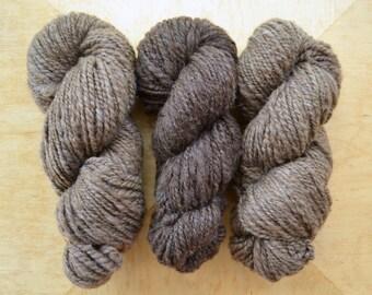 Appalachian Morning: Handspun Yarn