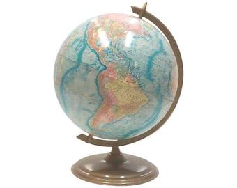 Vintage Crams Globe
