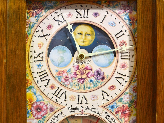 Planter Clock