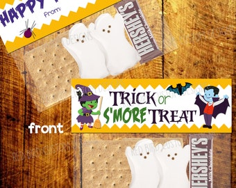 S'mores treat bag   Etsy