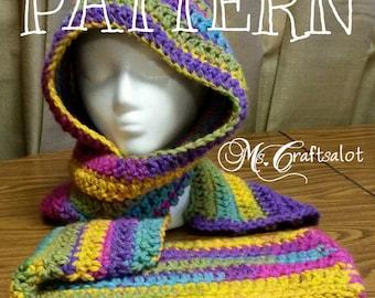 Aly Kat Scoodie Crochet Pattern