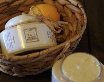 Lemon Cream Goat Milk Body Cream