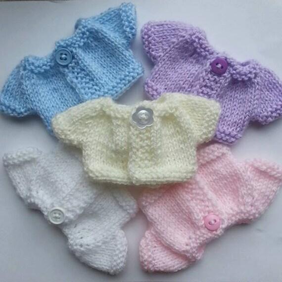 13. Little Sweater PDF Knitting Pattern for Dianna Effner