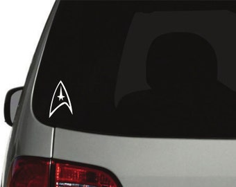 Star Trek - Command uniform insignia inspired decal