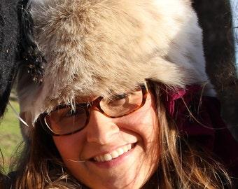 New Women's Russian Faux Fur Hat