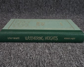 Wuthering Heights By Emily Bronte C. 1982
