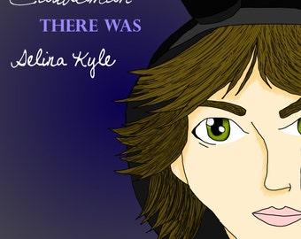 Selina Kyle/Catwoman - Print