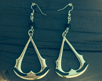 Assassin's Creed Earrings-Geeky Gifts for Her