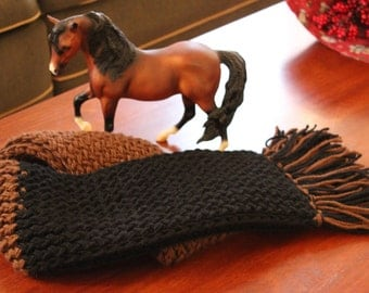 Matching Horse Scarves
