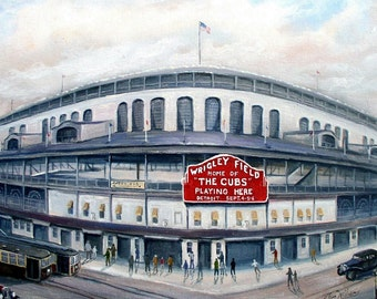 Historic Wrigley Field