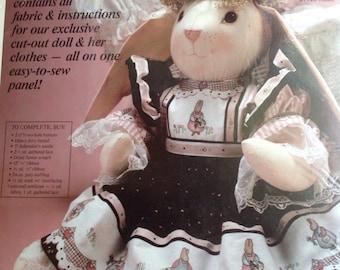 Vintage Daisy Kingdon Veronica Louise Bunny Doll OOP