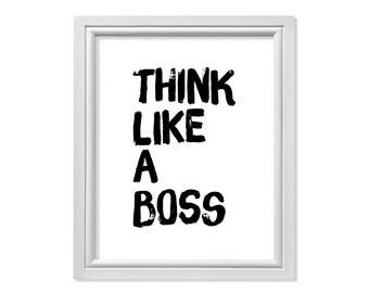 Work Decor, Work from Home, Work Gifts, Work Signs, Work Art, Work Print, Work Art Print, Work Hard, Work Quotes :