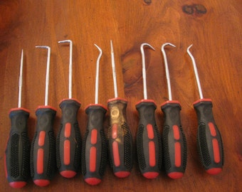 Set of Fourteen Wood Carving Tools