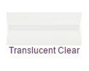 50 Pack of Translucent #10 Envelope 4 1/8 x 9 1/2