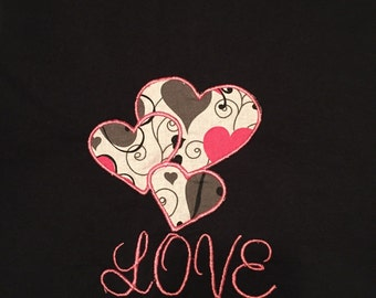 Valentines Day Love shirt