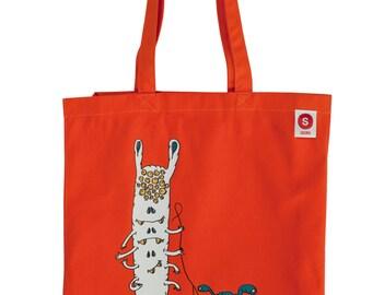 The Monsters Uchan bag