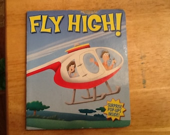 Fly Hign Children's Book by The Clever Factory