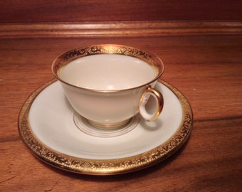 Hutschenreuther cup and saucer