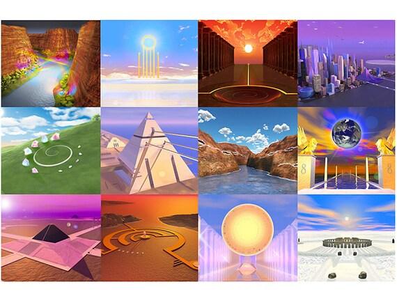 Calendar Art Sci : Sci fi calendar  wall
