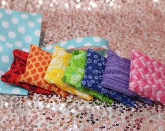 Rainbow Bean Bag Play Set