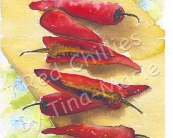 Red Chillies - Original