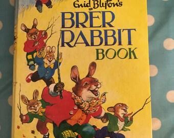 Vintage Enid Blytons Brer Rabbit Book