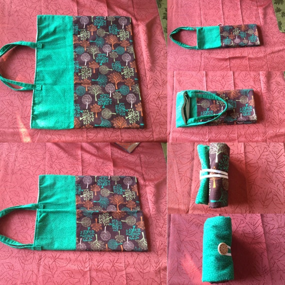 Trees and Leaves Quick & Easy Tote Bag