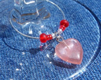 Hearts Of Stone Mix & Match Wine Glass Charms