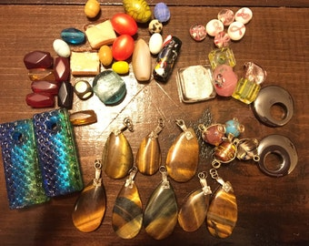 Mixed Bag Glass Beads
