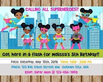 Escape The Room Birthday Invitation by OrangeOrchidDigital on Etsy