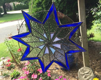 Stained Glass Rising Star