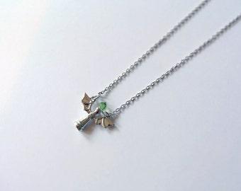 Trinket ward necklace