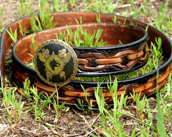 Orc's belt: For the Horde