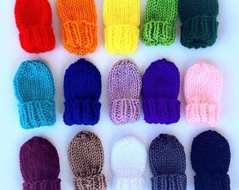 Baby mittens - Newborn mittens - infant mittens - baby gloves