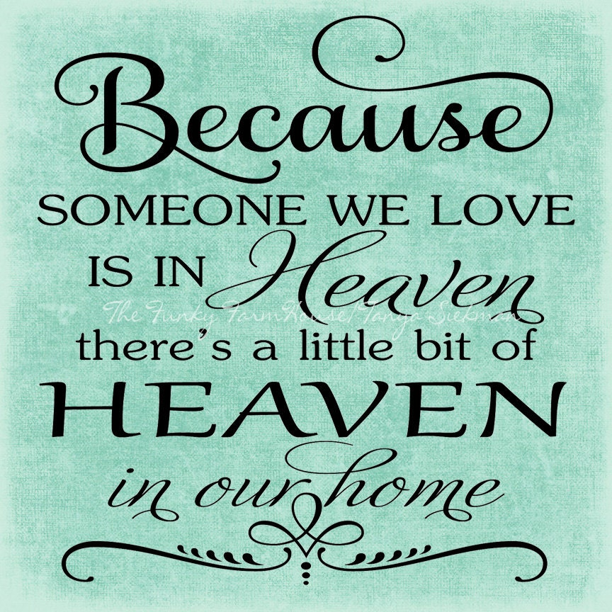 1854+ Loved Ones In Heaven Svg Popular SVG File