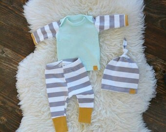 baby boy coming home outfit / take home outfit / hospital outfit / newborn outfit
